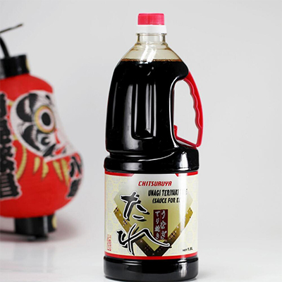 Chitsuruya No Additives Seasoned Sauce for Unagi/Yakitori/Teriyaki (250g/1.8L)